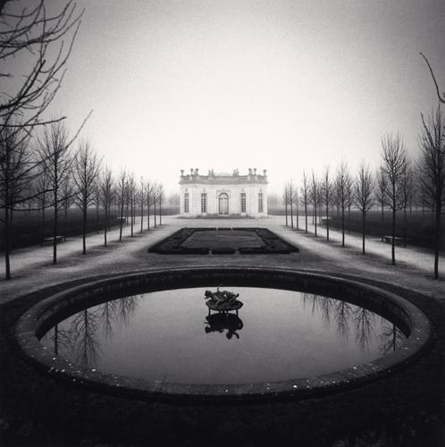 Michael Kenna - Pavillon Francais, Petit Trianon, Versailles, France. 1997