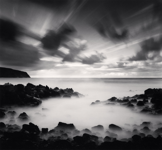 Michael Kenna - Red Morning, Hanga Nui, Easter Island. 2001