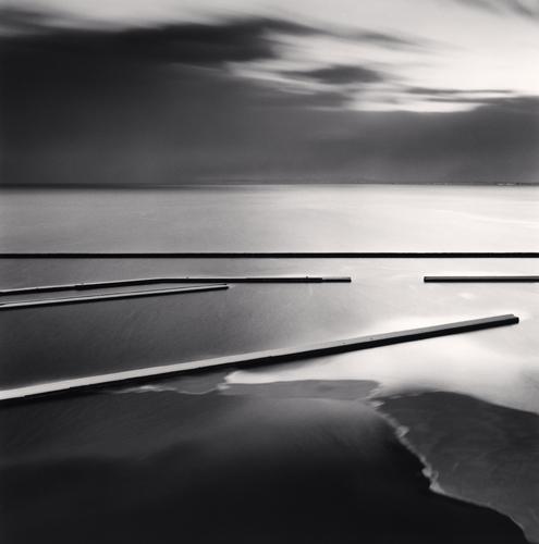 Michael Kenna - Sadakichi's Docks, Otaru, Hokkaido, Japan. 2012