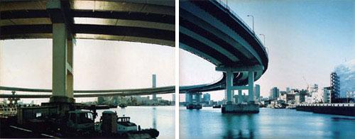 Masataka NAKANO - TOKYO NOBODY, Shibaura Minato-ku Jan, 1999