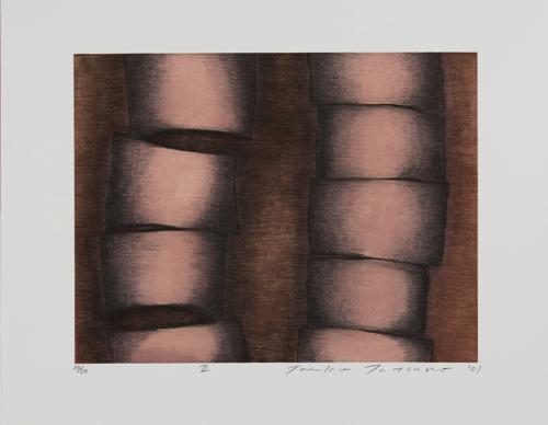 Toeko TATSUNO TWIN COLORS Ⅱ etching