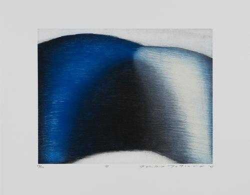 Toeko TATSUNO TWIN COLORS Ⅴ etching