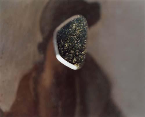 池田葉子 - 「Le semeur / 種まく人 山梨県甲府市」, 2014年, タイプCプリント