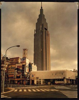 Masataka NAKANO - TOKYO NOBODY, Yoyogi Shibuya-ku May, 2000